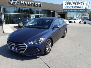 Used 2018 Hyundai Elantra GL SE  - Aluminum Wheels - $114 B/W for sale in Simcoe, ON