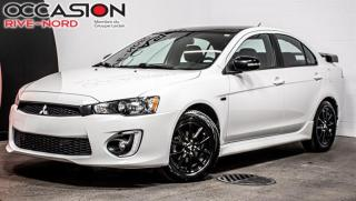 Used 2017 Mitsubishi Lancer SE AWC TOIT.OUVRANT+MAGS+SIEGES.CHAUFFANTS for sale in Boisbriand, QC