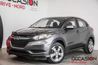 Used 2017 Honda HR-V LX AWD MAGS+SIEGES.CHAUFFANTS+CAM.RECUL for sale in Boisbriand, QC