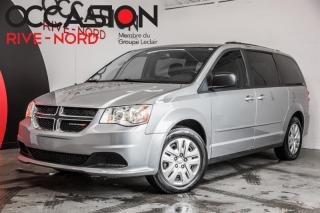 Used 2016 Dodge Grand Caravan SXT STOW.N.GO BLUETOOTH for sale in Boisbriand, QC
