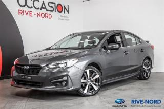 Used 2018 Subaru Impreza Sport-tech NAVI+CUIR+TOIT.OUVRANT for sale in Boisbriand, QC