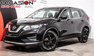 Used 2018 Nissan Rogue S SIEGES.CHAUFFANTS+CAM.RECUL+BLUETOOTH for sale in Boisbriand, QC