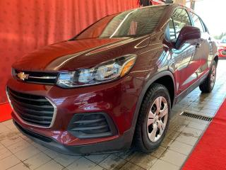 Used 2017 Chevrolet Trax *LS**CAMÉRA*A/C*CRUISE*BLUETOOTH* for sale in Québec, QC