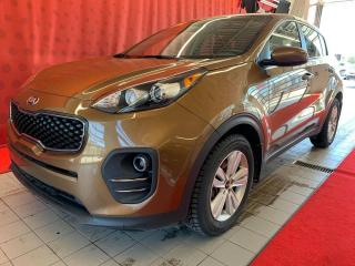 Used 2017 Kia Sportage *LX*CAMÉRA*AIR*CRUISE*BLUETOOTH* for sale in Québec, QC