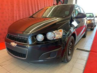 Used 2015 Chevrolet Sonic *LT*MAGS*AIR*CRUISE*BLUETOOTH* for sale in Québec, QC