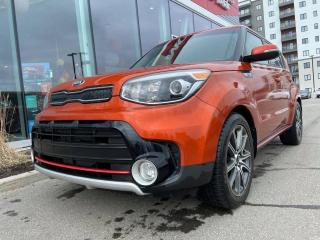 Used 2017 Kia Soul *SX*TURBO*SIÈGES CHAUFF*BLUETOOTH* for sale in Québec, QC