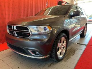 Used 2014 Dodge Durango *LIMITED*AWD*CAMÉRA*CUIR*TOIT* for sale in Québec, QC