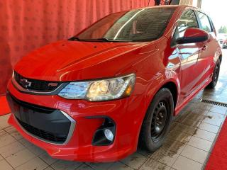 Used 2018 Chevrolet Sonic *LT*TURBO*RS*MAGS*TOIT*BLUETOOTH*USB/AUX for sale in Québec, QC
