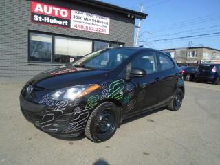 Used 2011 Mazda MAZDA2 GX for sale in St-Hubert, QC