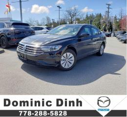 Used 2019 Volkswagen Jetta Comfortline 1.4t 8sp at w/Tip for sale in Richmond, BC