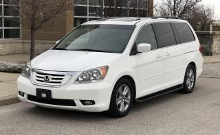 Used 2009 Honda Odyssey Touring EX-L for sale in Brampton, ON