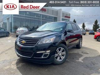 Used 2015 Chevrolet Traverse LT for sale in Red Deer, AB