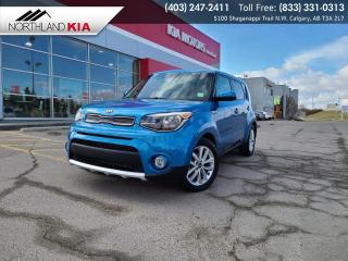 Used 2018 Kia Soul EX HEATED SEATS/STEERING WHEEL, BACKUP CAMERA for sale in Calgary, AB