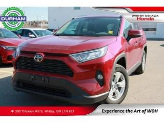 Used 2019 Toyota RAV4 FWD XLE for sale in Whitby, ON