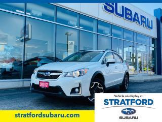 Used 2017 Subaru XV Crosstrek Touring for sale in Stratford, ON