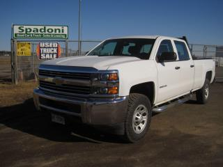Used 2018 Chevrolet Silverado 2500 Long Box 3/4 Ton for sale in Thunder Bay, ON