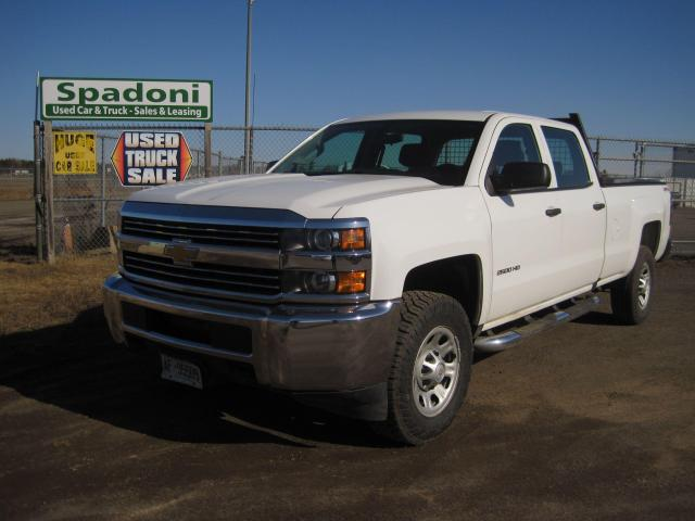 2018 Chevrolet Silverado 2500 Long Box 3/4 Ton