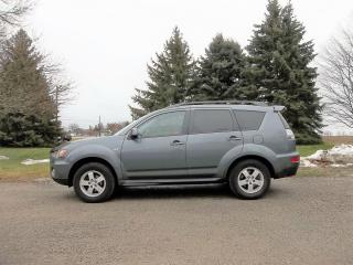 Used 2012 Mitsubishi Outlander ES 4WD- ONE OWNER for sale in Thornton, ON