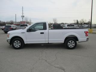 Used 2019 Ford F-150 XL.REGULAR CAB,LONG BOX.2WD for sale in London, ON