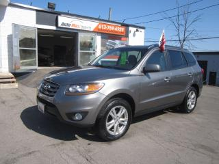 Used 2011 Hyundai Santa Fe GL Premium for sale in Gloucester, ON
