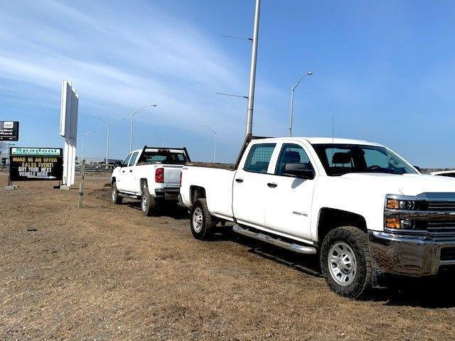 2018 Chevrolet Silverado 2500 3/4 Ton Long Box