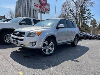 Used 2010 Toyota RAV4 Sport for sale in Cambridge, ON