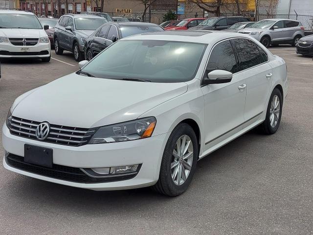 2013 Volkswagen Passat HIGHLINE