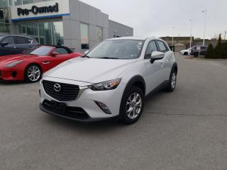 Used 2016 Mazda CX-3 GS for sale in St Catharines, ON