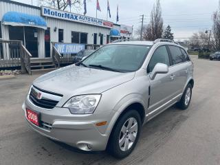 Used 2008 Saturn Vue XR-V6-SOLD SOLD for sale in Stoney Creek, ON