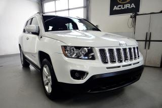 Used 2015 Jeep Compass High Altitude,4WD,NO ACCIDENT.LEATHER ROOF for sale in North York, ON