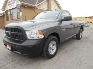 Used 2013 Dodge Ram 1500 ST 4.7L V8 Regular Cab 8Ft Box Loaded ONLY 72,000K for sale in Etobicoke, ON