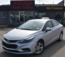 Used 2017 Chevrolet Cruze LT Auto HEATED SEATS! CRUISE CONTROL! BACHUP CAMERA! for sale in Saskatoon, SK