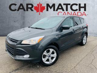 Used 2016 Ford Escape SE / 2.0 L / 4WD / NO ACCIDENTS for sale in Cambridge, ON
