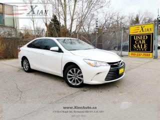 Used 2017 Toyota Camry XLE for sale in Richmond Hill, ON