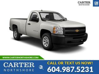 Used 2013 Chevrolet Silverado 1500 LS BLUETOOTH - POWER HEATED MIRRORS - CRUISE CONTROL for sale in North Vancouver, BC