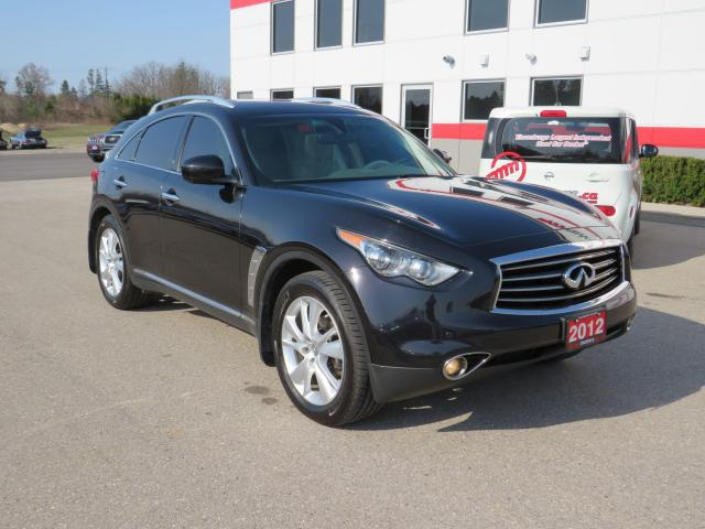 2012 Infiniti FX35 Premium with Navigation