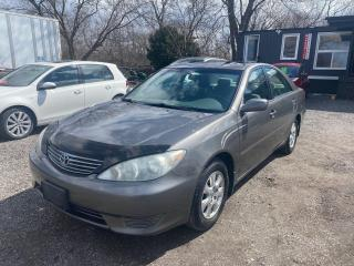 Used 2005 Toyota Camry LE for sale in Oshawa, ON