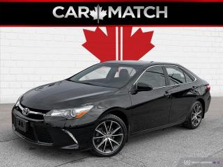 Used 2015 Toyota Camry XSE / LEATHER / NO ACCIDETNS for sale in Cambridge, ON