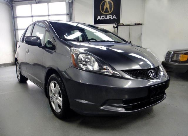 2012 Honda Fit LOW KM,ALL SERVICE RECORDS,NO ACCIDENT