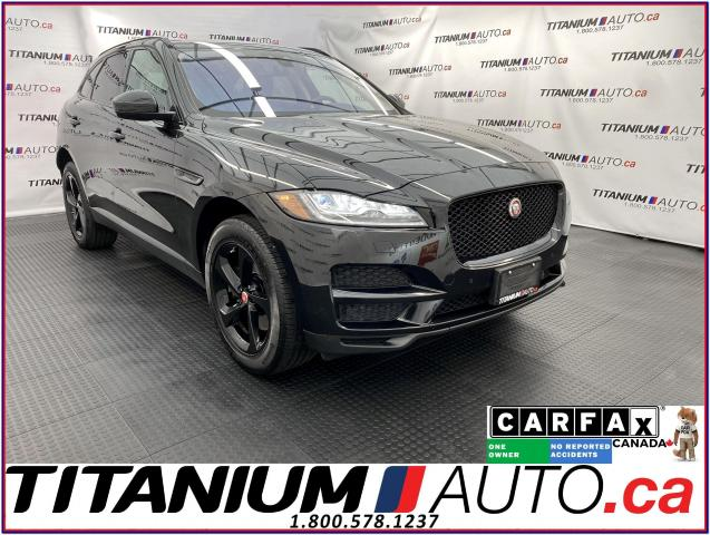 "2017 Jaguar F-PACE JUST SOLD!!! 35t 340HP+Cooled Seats+10"" Touch Pro"