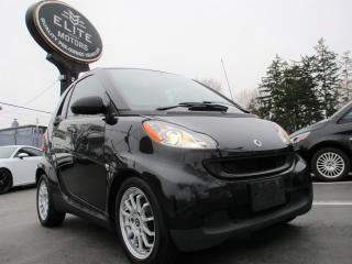 Used 2011 Smart fortwo for sale in Burlington, ON