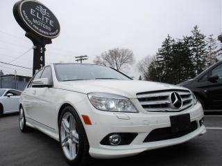 Used 2010 Mercedes-Benz C-Class 4dr Sdn C 350 4MATIC for sale in Burlington, ON