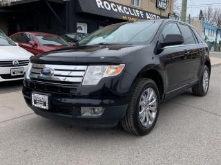 Used 2008 Ford Edge 4dr Limited FWD for sale in Scarborough, ON