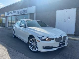 Used 2014 BMW 3 Series 320i xDrive-NAVIGATION-AUTO-SUNROOF for sale in Toronto, ON