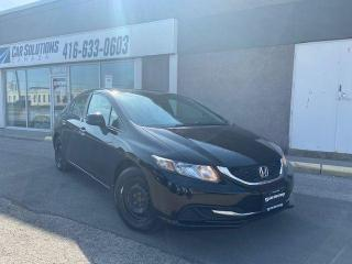Used 2013 Honda Civic LX-AUTOMATIC-BLUETOOTH-HEATED SEATS for sale in Toronto, ON