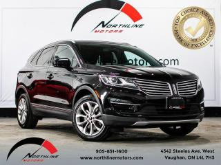 Used 2016 Lincoln MKC Select/Navigation/Blindspot/Heated Leather for sale in Vaughan, ON