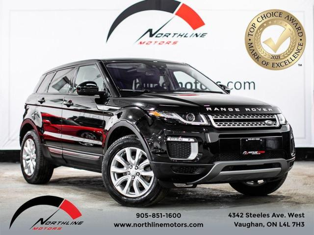 2017 Land Rover Range Rover Evoque SE/Navigation/Pano Roof/Camera/Heated Leather
