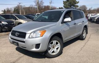 Used 2011 Toyota RAV4 4WD,LOW KMS,CERTIFIED,ALLOY RIMS,LOADED,1-OWNER for sale in Mississauga, ON