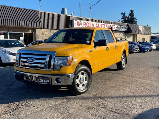 """2011 Ford F-150 2WD SuperCrew 157"""" XLT SAFETY LOW KM NEW ALL BRAKE"""