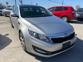 Used 2012 Kia Optima EX for sale in Gloucester, ON